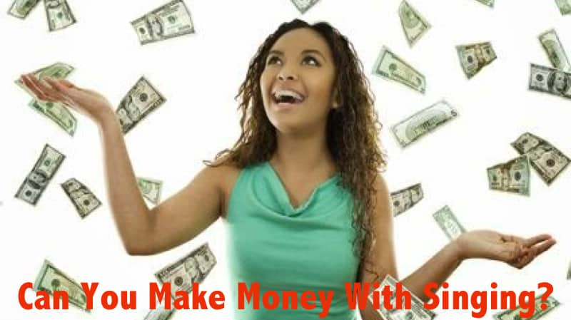 Earn Money in Singing