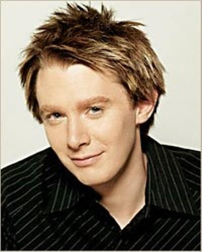American singer named Clay Aiken is known to be a songwriter, author, producer and actor.