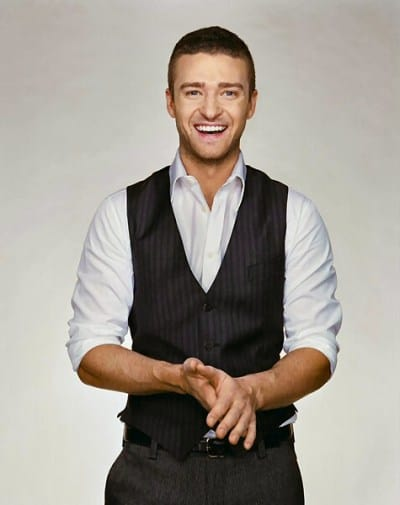 The world-famous Justin Timberlake Star Search singer as an American pop singer and actor.