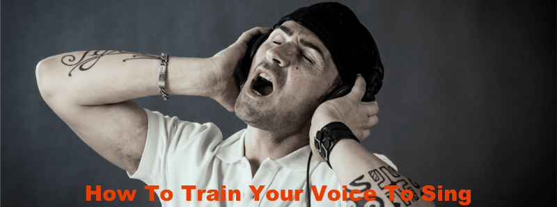 Train Your Voice To Sing