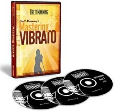 The Brett Mannings Mastering Vibrato can teach you how to control the speed of vibrato.