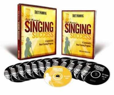 Brett Manning Singing Success Reviews
