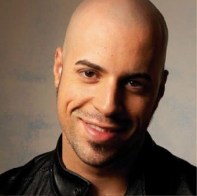 Chris Daughtry was secured the fourth place of 5th American Idol.