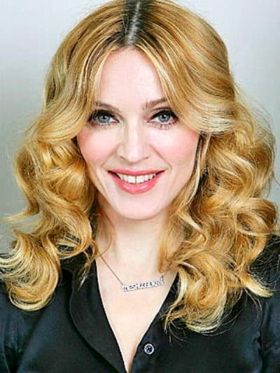 Madonna is a popular American singer and a very successful businesswoman.