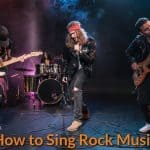 How to Sing Rock Music