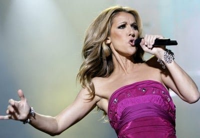 Celine Dion: Perfect Singing Voice