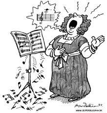 Alto singing