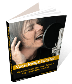 Vocal Range Booster - EBook
