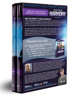 Singing Success: Learn How to Sing Harmony