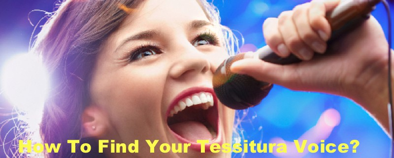 How To Find Your Tessitura Voice?