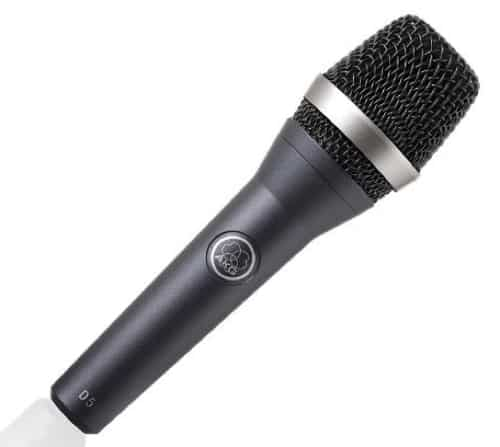 AKG D5 Vocal Dynamic Mic