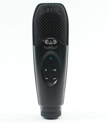 CAD U37 USB Studio Condenser Recording Mic