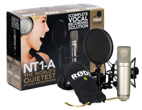 Rode NT1A Vocal Condenser Mic