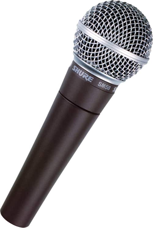 Shure SM57-58 Vocal Mic