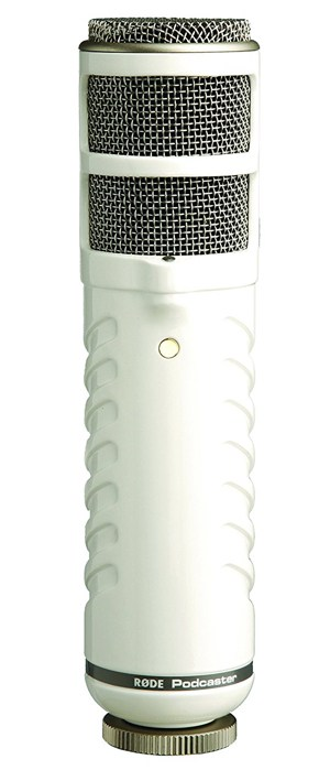 Rode Podcaster Mic