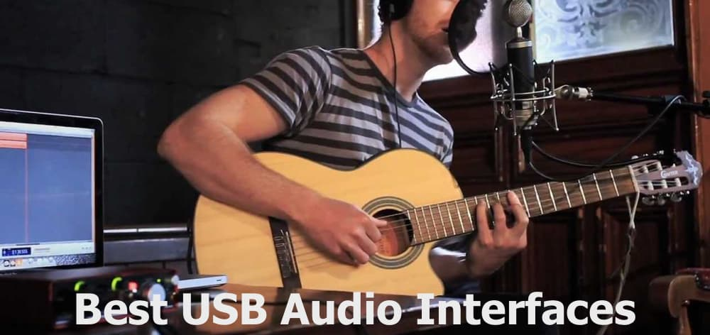 Singing with USB Audio Interface