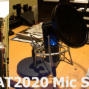 Best Audio Technica AT2020 Microphone Stands (Review)2020