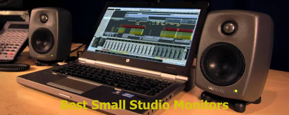5 Best Small Studio Monitors For Home Studio 2018