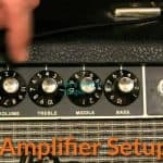 Guitar Amplifier Setup Guide For Singers