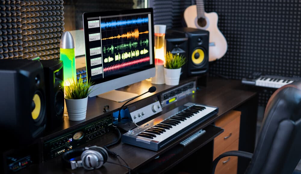 Desktop Studio Monitors