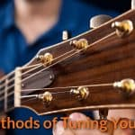 5 Best Methods of Tuning Your Guitar
