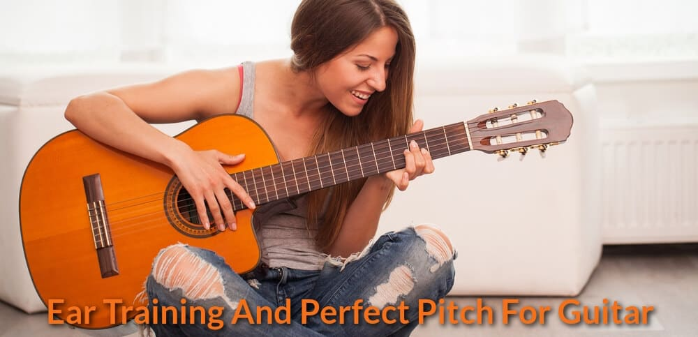 Ear Training And Perfect Pitch For Guitar