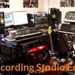 Home studio recording studio setups