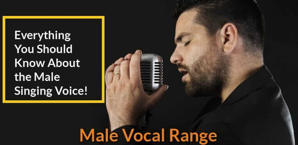 Male Vocal Range