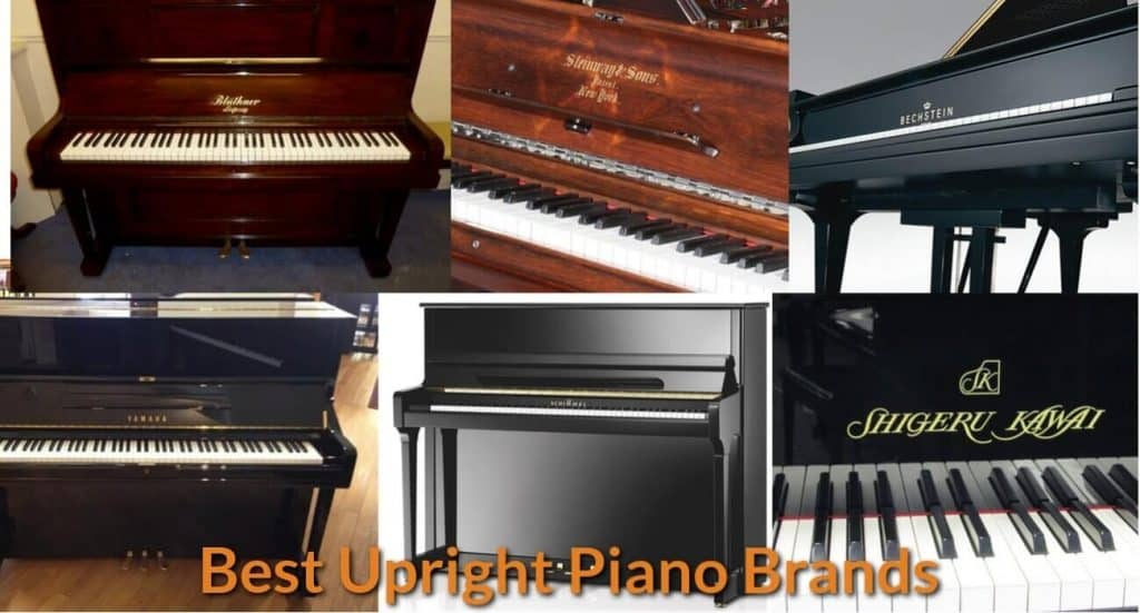 Best Brands of Upright Pianos - BecomeSingers Com