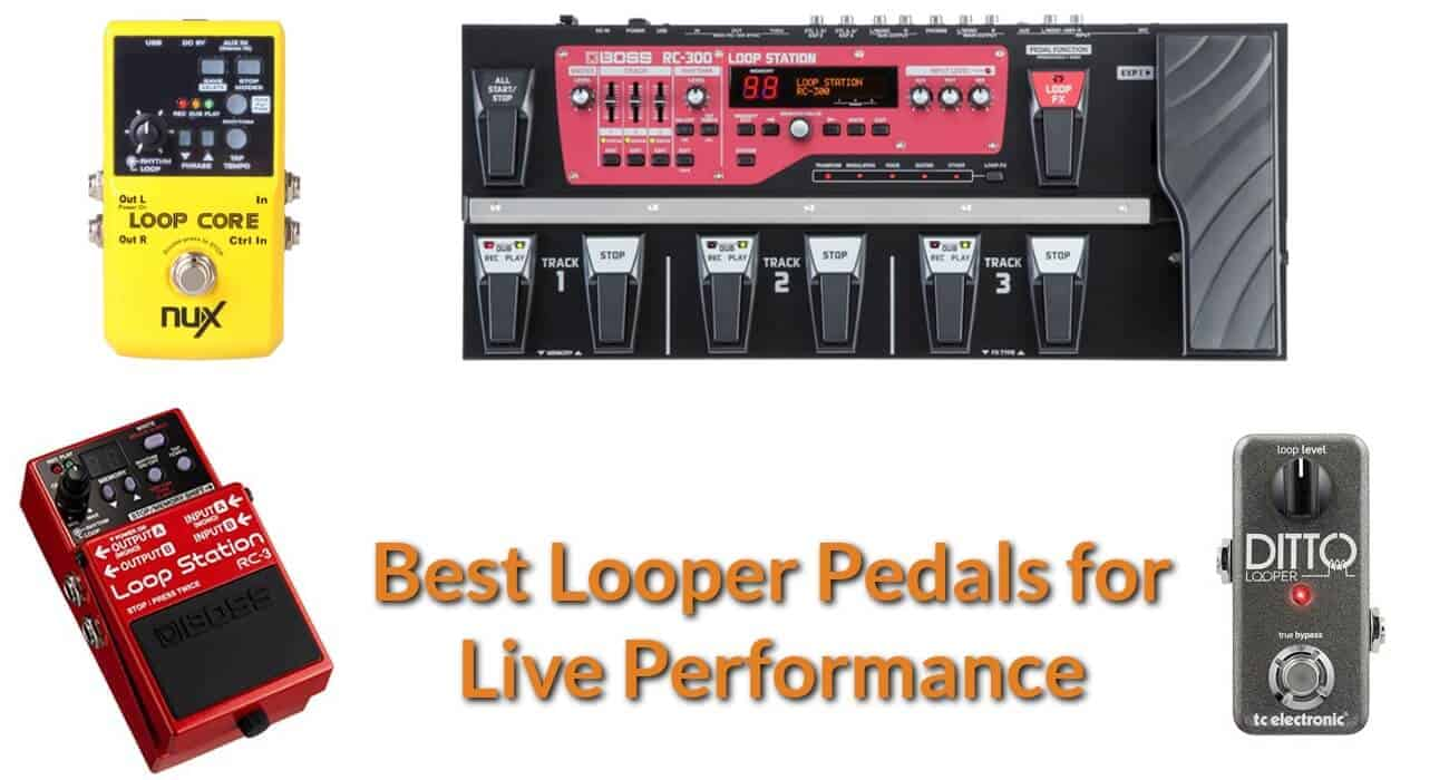 Types of lopper pedals