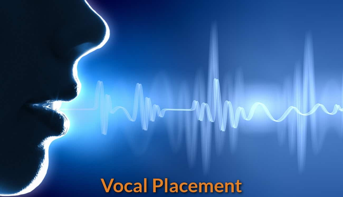 Voice projection image.