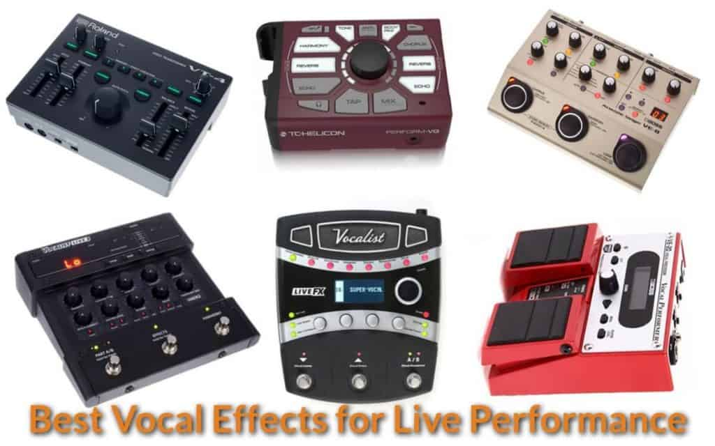 best vocal effects for live performance becomesingers com