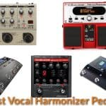 Best Vocal Harmonizer Pedals for Singers & Guitarists
