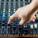 Types of Sound / Audio Mixers