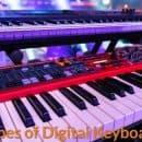 9 Types of Digital Keyboard