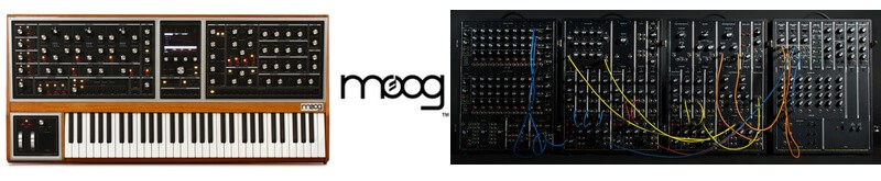 Moog Synth Models