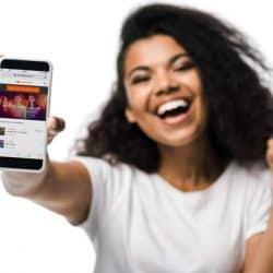 Singer get famous on SoundCloud music platform.