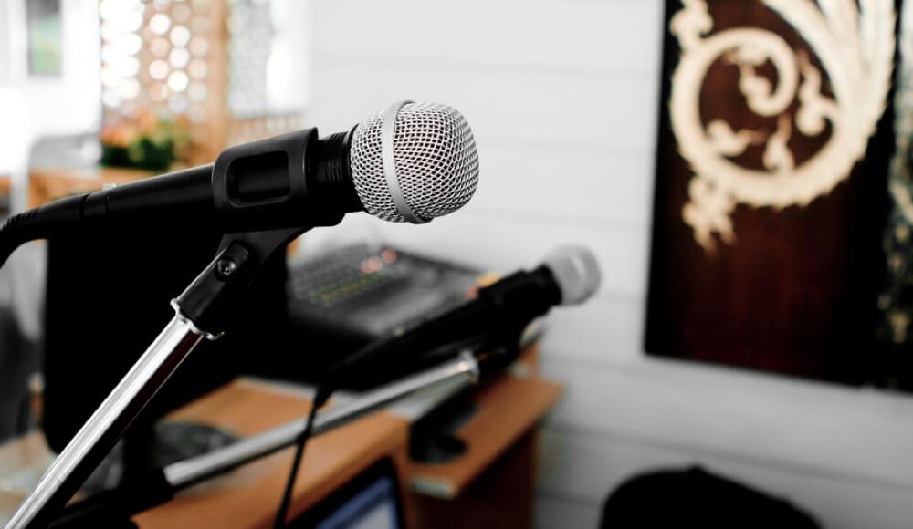Using xlr mic on pc.