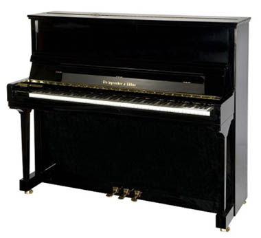 Steingraeber upright piano